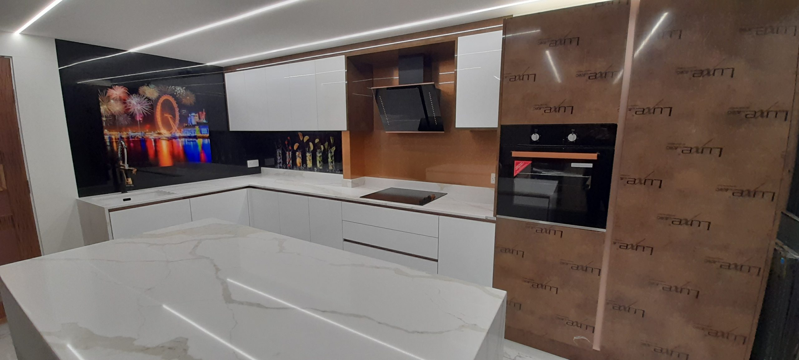 OUR SHOWROOM AT GENESIS INTERIOR SOLUTIONS LTD